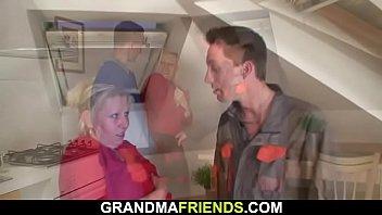 Really. agree Granny titis nice