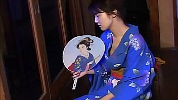 Mai gets hot and bothered serving tea to horny businessman