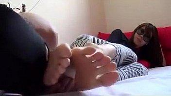 Korean foot worship 1