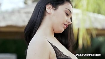 Beautiful Young Sex Therapist Ginebra Bellucci, strokes, sucks & fucks her horny hard client poolside & in her room, squirting & cumming as she gets her wet pussy pounded! Full Flick at Private.com!