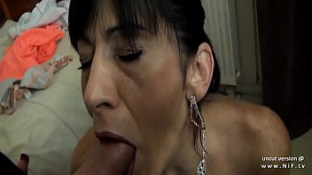Skinny amateur french mature bourgeoise hard sodomized in POV