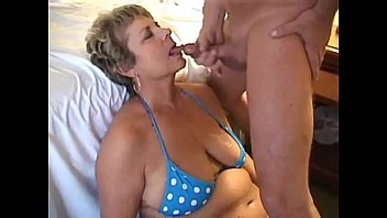 homemade real amateur granny bj cum compilation