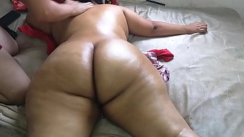 Hot chubby enjoys naked massage at her_in-laws' house while they touch her naked in front of the masseuse. - sexy trainer and two hot girls doing yoga while naked 3gp clip Thumbnail