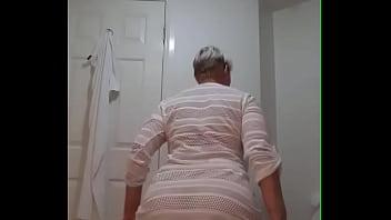 Ex pat british granny reveals her massive melons
