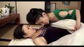 Asian MILF Lesbian