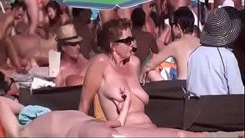 beach outdoor sex