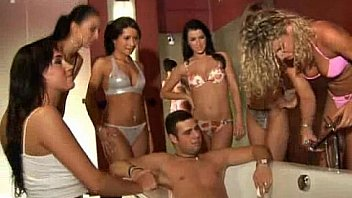 Shower Orgy Party!