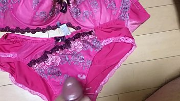 cumshot to my m.'s lingerie