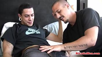Tatted Latino Fucking Rough