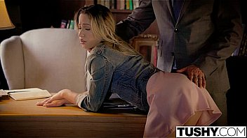 TUSHY First Anal For College...