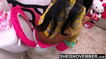 60fps You Better Give Up This Pussy Before Its Taken! Msnovember Innocent Booty Spanked And Hardcore Riding By Black StepDaughter Young Cunt Raw, Fetish Coitus UHD on Sheisnovember