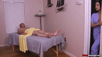 Massage Session Mutually Satisfying For Maya