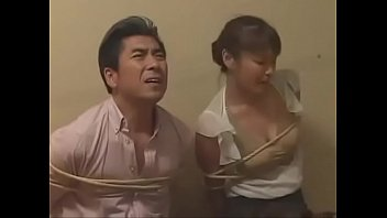 japanese family forced to fuck by intruder 1