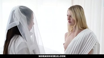 Sister Lily takes advantage of an unwilling girl