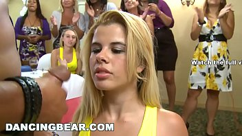 DANCINGBEAR - It's A Party And These Sluts Will Suck Dick If They Want To