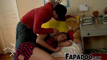 Horny Boyfriend Waking Up Hot GF!