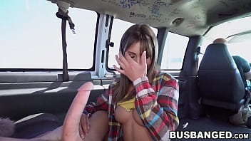 Beautiful babe picked up and screwed