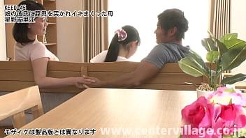 娘の彼氏がちょくちょく家に遊びにくるようになって、友里江は微笑ましく思っていた。母として心から娘の幸せを願っていたが…男に飢えた友里江の色香は無意識のうちに娘の彼氏を挑発してしまっていた。
