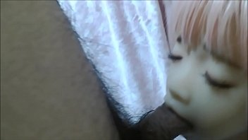 sex doll blowjob
