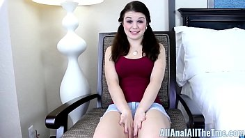 Hot Young Teenager Anastasia Rose Loves To Be Pounded In the Butt!