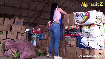 MAMACITAZ - Sexy Colombiana Luna Miel Is In For A Hot Afternoon Ride