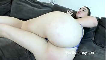 Big ass farting