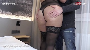 My Dirty Hobby - Milf on stockings gets fucked!