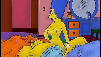 Sorry, that lois griffin and marge simpson porn