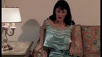 Amazing italian brunette fucked in a vintage porn video