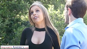 Britney amber loves cheating on her husband with the neighbor