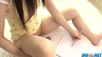 Hot japan girl Arisa Nakano in beautiful porn scene