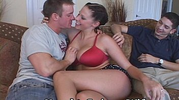 Busty Hotwife Swings_With Aggressive Stud Thumbnail