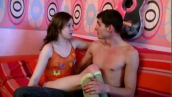 Young Small Tits Hardcore Cute brunette Angela Visit Freshteenscams.com