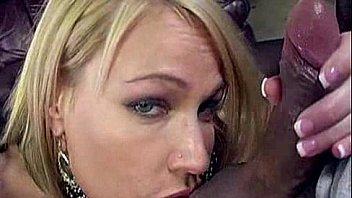 Mellanie Monroe Blowjob & Cum Facial