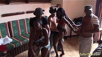 black american group sex