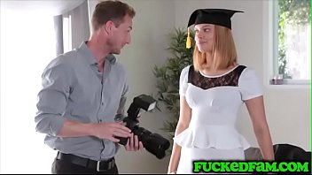 Thicc Teen Fuck On Graduation Day