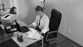 Secretary masturbation