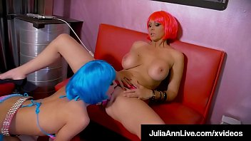 Android Lesbians, Julia Ann & Jessica Jaymes, give their robotic creamy cunts an overhaul, in this crazy pussy pleasing fantasy fuck clip! Full Video & Julia Live @ JuliaAnnLive.com! Thumbnail