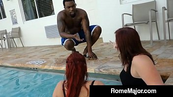 Busty Betty Bang & Virgo Peridot are Lesbian Buddies but when Rome Major's Big Black Dick shows up to the Party, they want it inside them! Full Video & See Me Fuck Chicks @ RomeMajor.com! Thumbnail