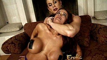 Milf with massive fake tits...