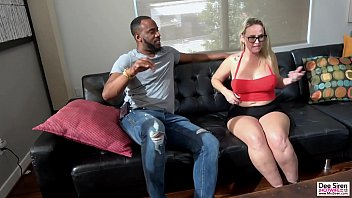 Hubby's Hung BBC Friend Surprises Wife at Home