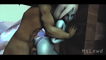 Ice queen doggystyle (adventure time porn)