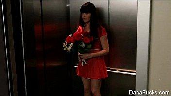 Dana DeArmond goes on anal...