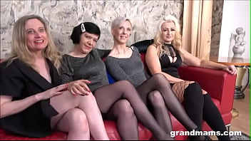 Grannies love young fresh meat
