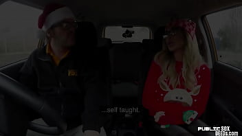 Bigtit road student fucking her teacher in car