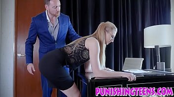 Kinky slut rides and sucks dick in bdsm hd action