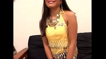 Indian MILF fucked and eats cum