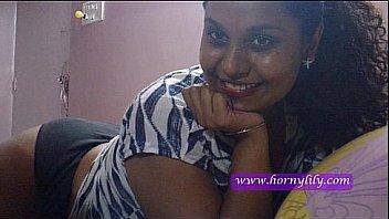 Indian girl exposing her big boobs & asshole