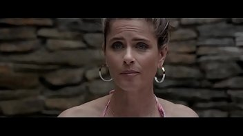 Amanda Peet Hot In Bikini - Togetherness