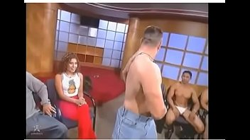 Talk Show Latino Male Stripper 1
